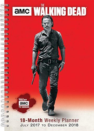 AMC The Walking Dead 2018 Engagement Calendar (CW0228)