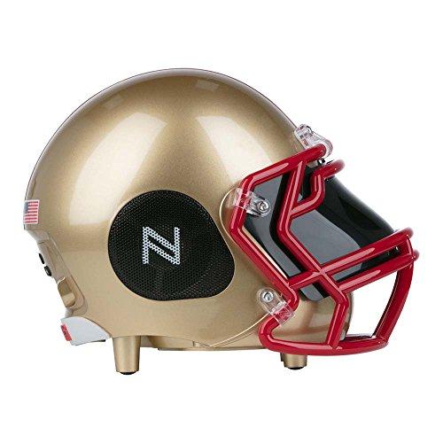 (Nima Athletics NCAA Football Boston College Eagles Wireless Bluetooth Speaker. Officially Licensed Portable Helmet Speaker by NCAA College Football -)