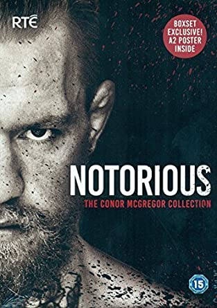 202c5b23f373b Notorious: The Conor McGregor Collection [DVD]: Amazon.co.uk: DVD ...