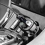 Baseus Blue FM Transmitter for Car, [3Th