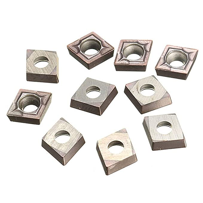 10pcs CCMT060204 NX2525 CCMT21.51 Carbide Insert Carbide Cutter Turning Tool