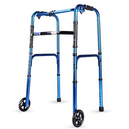 BZEI-WALKERS Caminantes del balanceo Andador Plegable de ...