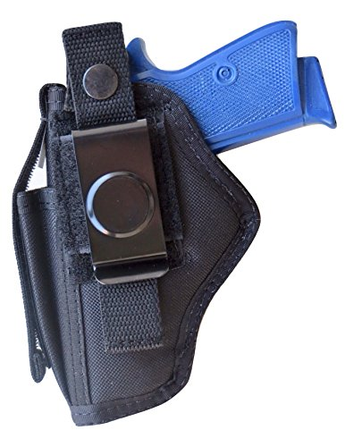 Federal Holsterworks Holster for Walther PPK & PPK/S with built-in Magazine Pouch