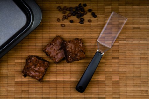 Inoxidable Negro 1 cm Oxo Good Grips Brownie INOXO.1100800ML