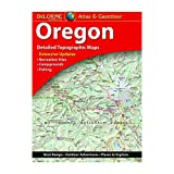 DeLorme® Oregon Atlas & Gazetteer (Delorme Atlas & Gazetteer)