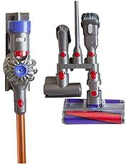 Cokeymove Accessoires muraux pour aspirateurs Accessoires de Montage Mural Etagère de Rangement pour Rack d'outils pour Dyson V7 V8 V10