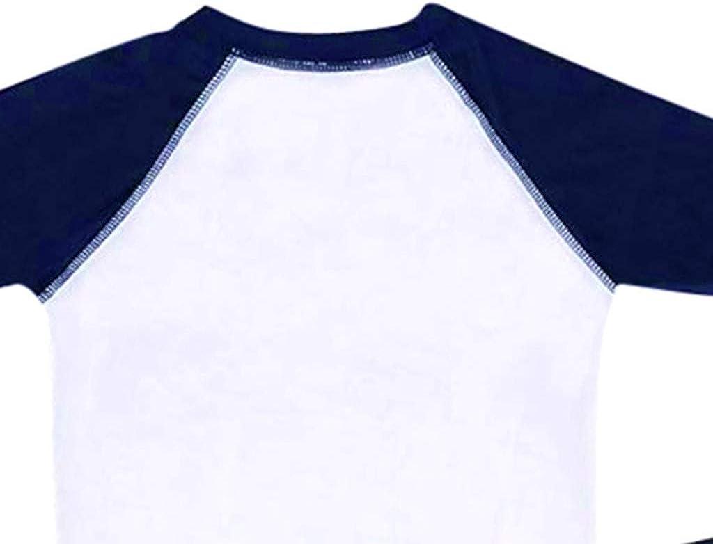Toddler Boy Beach Swimsuit,Suma-ma 3Pcs Baby Boys Girls Cartoon Shark Top Shorts Hat Bathing Suit Swimwear Sets