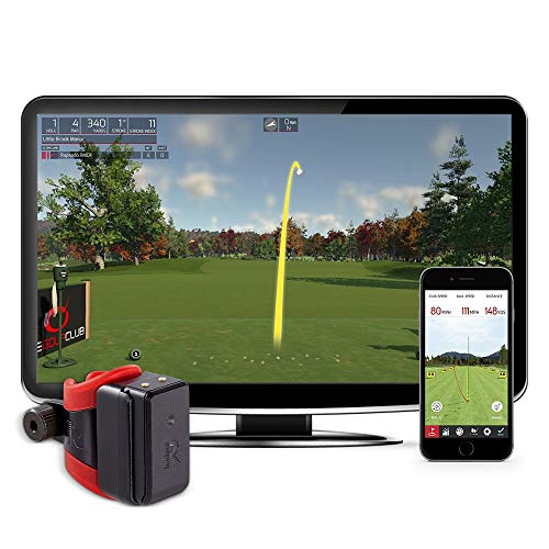 Rapsodo R-Motion and The Golf Club Simulator and Swing ()