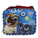 Disney Puppy Dog Pals Blue Insulated Children's School Lunch Bag- Rolly & Bingo