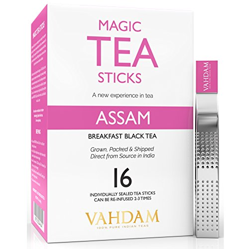 assam-breakfast-tea-magic-tea-sticks-loose-leaf-tea-bag-16-tea-sticks-can-be-re-infused-2-3-times-a-