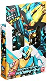 Bandai Kamen Rider Build Bottle Change Rider Series 06 Kamen Rider Build LionCleaner Form