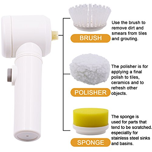 The 8 best battery operated scrubbers for bathroom