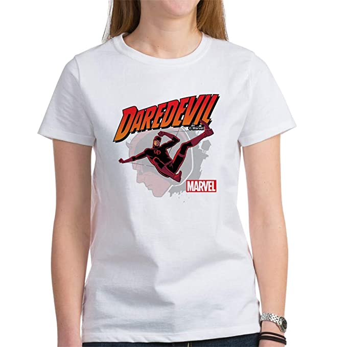b6f28e58783 Amazon.com  CafePress Daredevil 3 Women s T Shirt Classic Tshirt ...