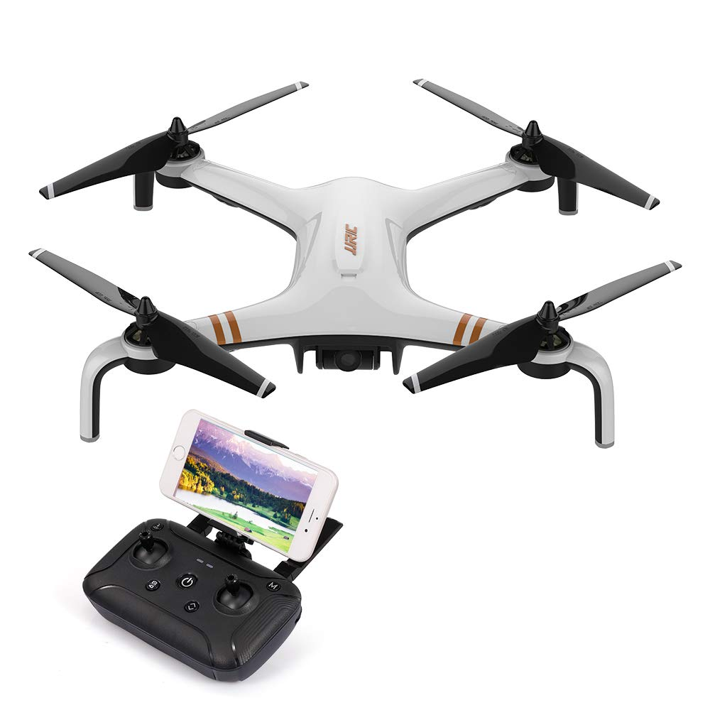Goolsky JJR C SMART X7 Brushless GPS Drone with Camera 1080P 5G Wifi Transmission Altitude Hold Follow Mode Orbiting Fly RC Quadcopter