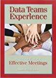 img - for The Data Teams Experience: A Guide for Effective Meetings book / textbook / text book