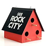 Rock City Gardens See Rock City Birdhouse by Rock City Gardens