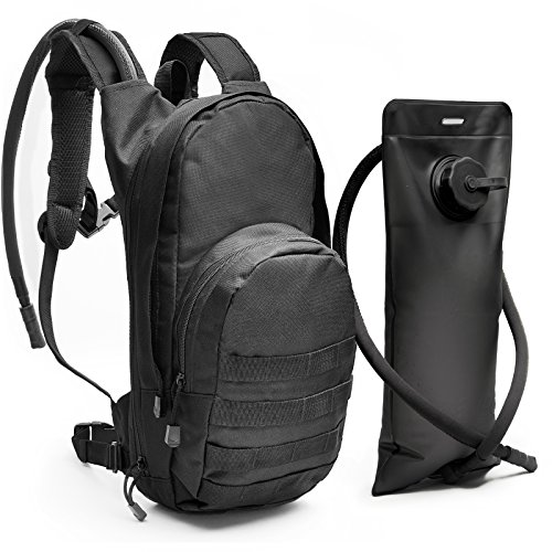 Tactical Hydration Backpack Bladder Lightweight product image