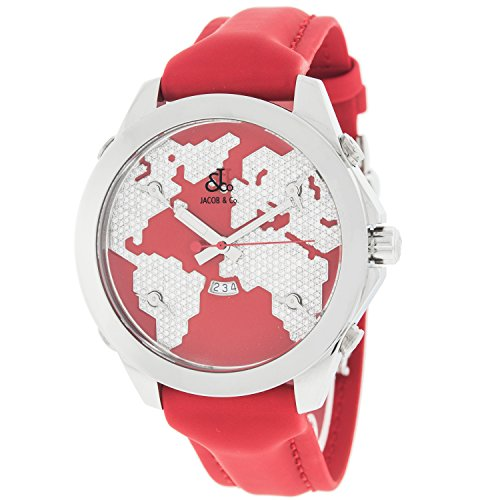 jacob-and-company-five-time-zones-red-enamel-diamond-dial-unisex-watch-jc47sr