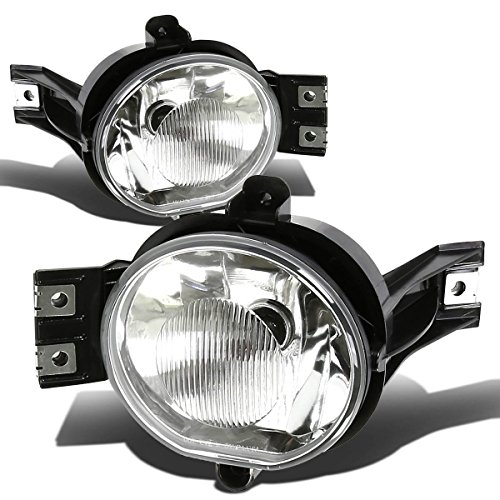 Dodge Ram/Durango 3rd Gen Clear Lens Driving Bumper Fog Light (Dodge 2500 Driving Lights compare prices)