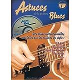 Astuces de la Guitare Blues (Les). Partitions, Livre, CD pour Tablature Guitare