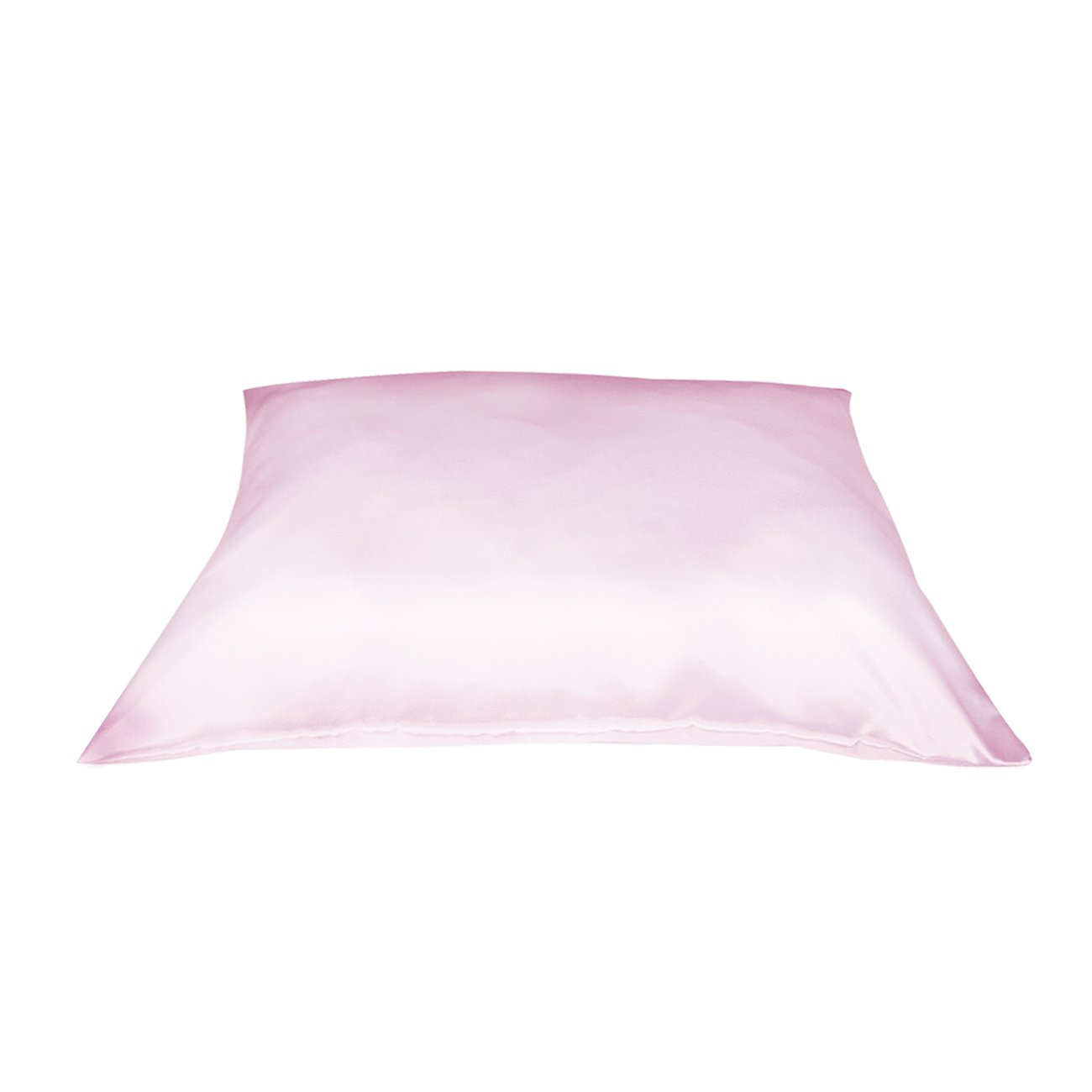 BETTY DAIN Satin Pillowcase, Pink 121-PNK-1PK