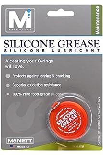Amazon com : Silicone Grease Silicone Lubricant, 1/4 oz