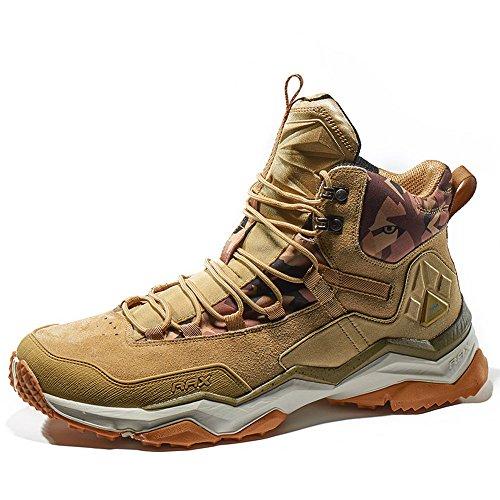 Rax Men's Lightweight Hiking Boots Waterproof Outdoor Breathable Suede...
