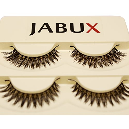 JABUX-5-Pairs-Black-Long-Thick-Handmade-Messy-False-Eyelashes-Voluminous-Reusable-Fake-Eye-Lash-Extension-For-MakeupFree-Eyelash-Applicator-Tool-Fish-Tail-Clip
