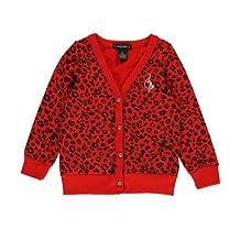"Baby Phat ""Cheetah of the Urban Jungle"" Cardigan"