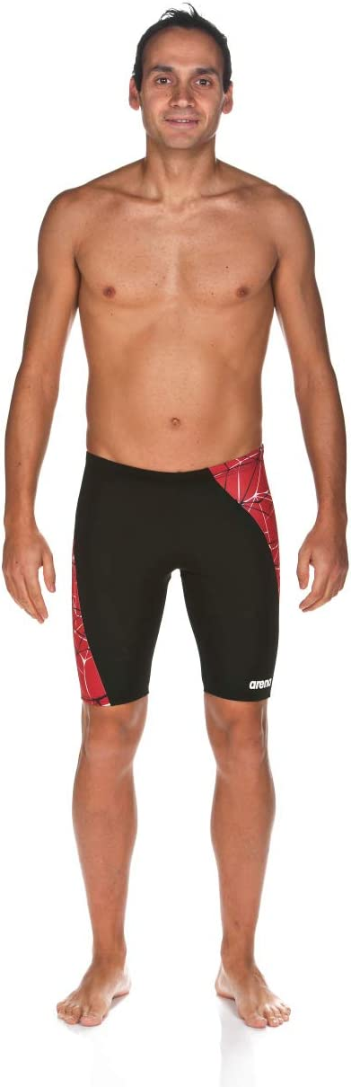 Arena Men's Water MaxLife Panel Jammer Swimsuit