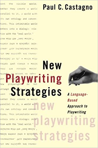 new playwriting strategies a language based approach to playwriting