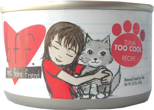 Cheap Best Feline Friend Cat Food, Tuna Too Cool Recipe, 5.5-Ounce Cans (Pack Of 16)