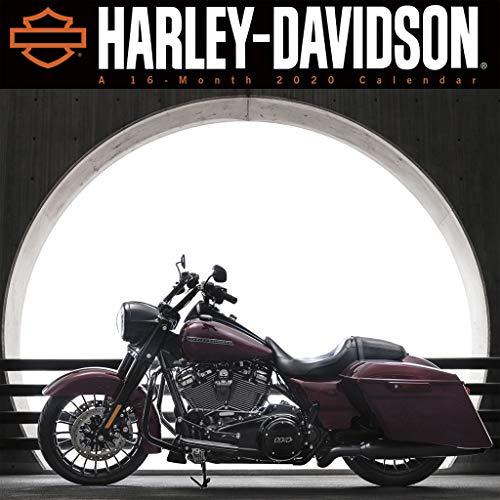 Harley-Davidson 2020 Calendar por Trends International