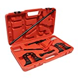 ABN Automotive Engine Overhead Valve Spring Tool Set – Remover, Installer, Compressor Kit for Ford, BMW, Honda, Toyota, VW