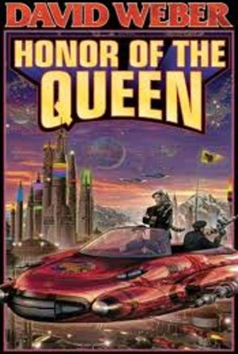 Read Online The Honor of the Queen (Honor Harrington #2) ebook