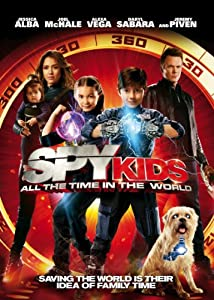 Spy Kids 4 All The Time In The World by Anchor Bay Entertainment