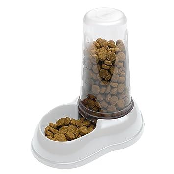 Ferplast Azimut 1500 - Dispensador de agua y alimentos para gatos y perros, 16,