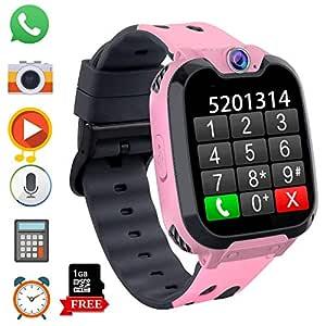 Smartwatch para Niños con Juegos MP3: Amazon.es: Electrónica