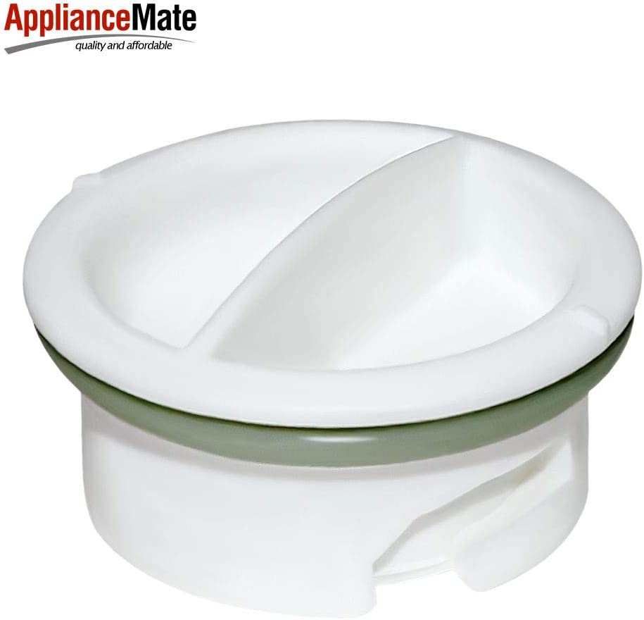 Appliancemate 154388801 Rinse Aid Dispenser Cap Replacement Part Compatible With Frigidaire&Kenmore Dishwasher