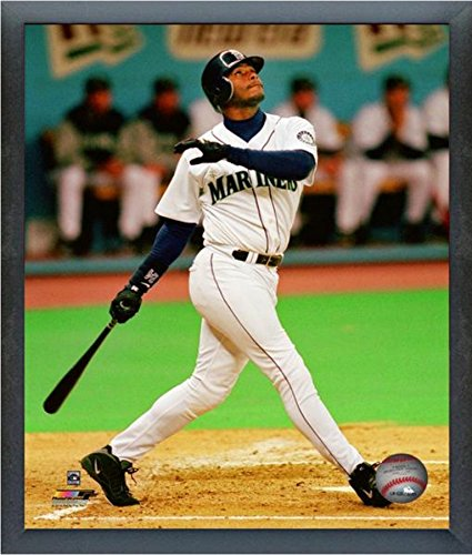 1bbb15d52a Ken Griffey Jr. Seattle Mariners MLB Action Photo (Size: 12