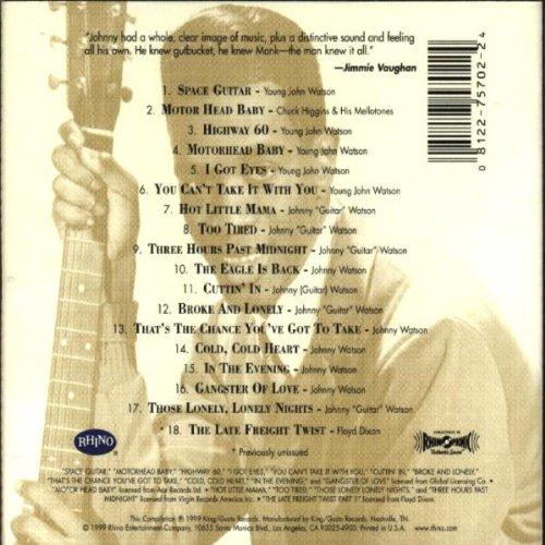 Best of Johnny Guitar Watson
