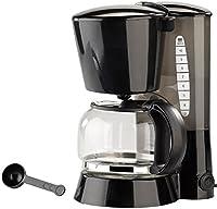 PEARL Kaffeemaschine KF-115 mit Mehrweg-Filter, 680 W, für 10 Tassen