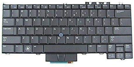 New Dell Latitude E4300 KR737 0KR737 Backlit Laptop Keyboard