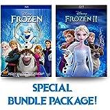 Frozen 1 & 2 DVD