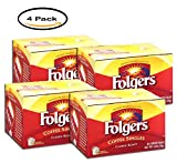 PACK OF 4 - Folgers Coffee Singles, 38 ct