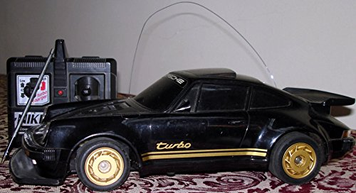Porsche 911 Nikko RC Radio Remote Control Scale 1/14 Made In Japan (Porsche 911 Fiberglass)