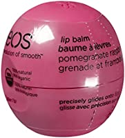 EOS Pomegranate Raspberry Organic Lip Balm, 0.25 Ounce