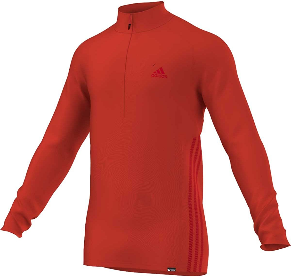 Red Sports Running Outdoors Breathable adidas Mens Terrex T Shirt Tee Top