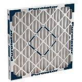 Purolator HE-40 24x24x1 Merv 8 Pleated AC Filters and Furnace Filters