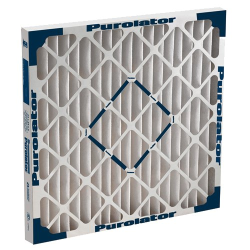 Purolator HE-40 16x20x1 Merv 8 Pleated AC Filters and Furnace Filters
